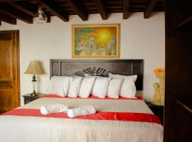 A picture of the hotel: Hotel Real Antigua