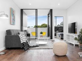 Hotel foto: Luxury 2 Bed APT in Wolli Creek | 5mins to Airport