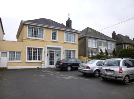 Lisadell House B&B Cork Irsko