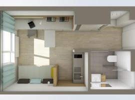Campus Viva Appartment- 10 Minutes to City Center