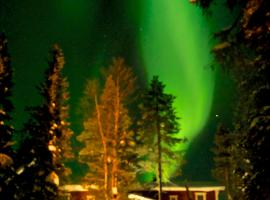 Hotel photo: Ruka Safaris - Papin Talo Apartments