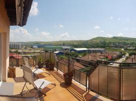 A picture of the hotel: Bright Apartment with Huge Panorama Balcony