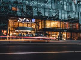 Hotel Photo: Radisson Blu Elizabete Hotel, Riga