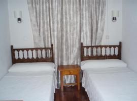Hostal Castilla Madrid Spain