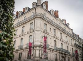 A picture of the hotel: Mercure Rennes Centre Place Bretagne