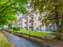 6432 Privatapartment Messe-City