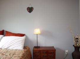 A picture of the hotel: 2 BDR Comfort ~5min walk to Main St & Train