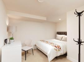 Hotel photo: Cozy 3BDR Suite near Queen Elizabeth Park