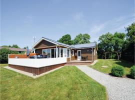 Hotel Photo: Holiday home Limfjordsvangen Snedsted X