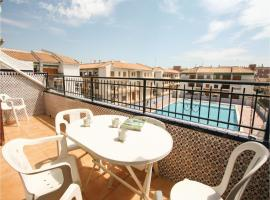 호텔 사진: Two-Bedroom Apartment in Santa Pola