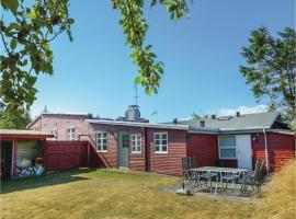 Hotel photo: Three-Bedroom Holiday Home in Blokhus