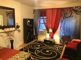 Hotel Photo: Beautiful 1-bedroom fully furnished apartment