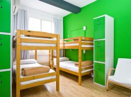 Madrid Motion Hostels Madrid Espanha