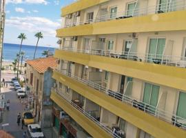 Palm Sea Beach Hotel Apartments Larnaca Republic of Cyprus