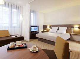 Hotel photo: Suite Novotel Paris Roissy CDG