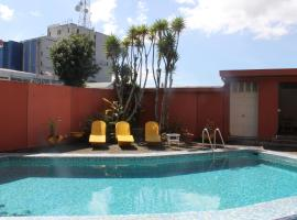 Hotel photo: Apartotel Los Yoses