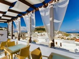 Hotel Photo: Xenones Lindos
