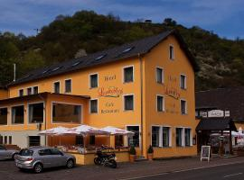 Hotel Cafe Restaurant Loreleyblick Sankt Goar Germany