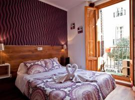 Hostal Abel Victoriano Madrid Spain