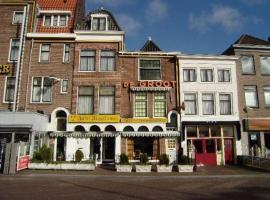 Hotel Mayflower Leiden Netherlands