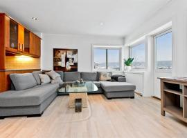 Hotel Photo: Delicate apartment with view over Drammen city