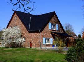Pension Les Volets Bleus Fuhrberg Germany