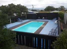 Hotel Photo: Palm Motel Waihi