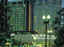 Hotel photo: DoubleTree by Hilton Hotel & Executive Meeting Center Omaha-Downtown