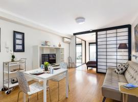 Hotel photo: Newtown Self Contained Studio Apartment (NEW 14 ENM)