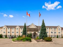 Hotel Photo: Best Western Plus Woodstock Inn & Suites