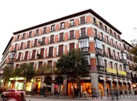 Hostal Silserranos Madrid Spain