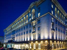 Sofia Hotel Balkan, A Luxury Collection Hotel Sofia Bulgaria