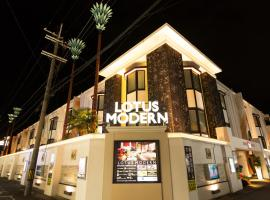 Hotel Photo: Hotel and Spa Lotus Modern (Adult Only)