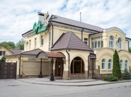 A picture of the hotel: Restoran-hotel Stariy Melnik