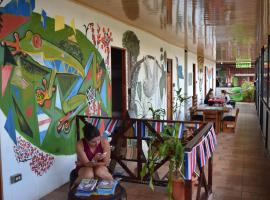 Hotel photo: Arenal Container Hostel