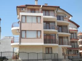 Deva Apartments Nesebar ブルガリア