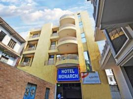 Hotel Photo: Airport Hotel Monarch