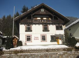 Hotel Photo: Tiroler Frieden