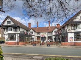 Bridge Inn by Good Night Inns Port Sunlight Ηνωμένο Βασίλειο