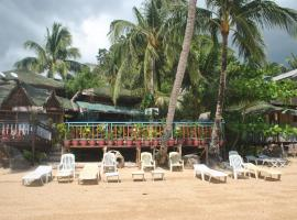 Islandfront Cottages and Restaurant El Nido Филипини