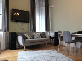 Hotel photo: Elegant new apartment in the centre of Budapest