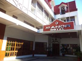 The Manor Hotel Davao City Philippines