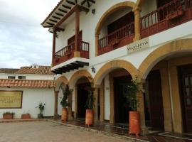 Hotel Photo: Hotel Villa de Leyva Plaza