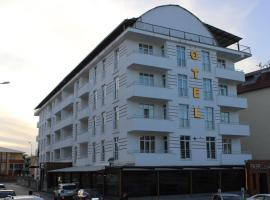 Hotel Photo: Borapark Otel