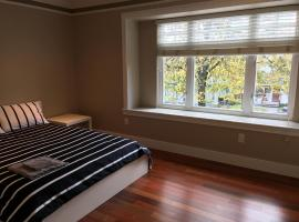 Hotel Photo: Great location 1 bedroom in Vancouver near park