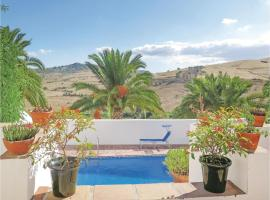 Hotel photo: One-Bedroom Holiday home Pizarra Malaga with a Fireplace 08