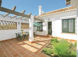 Hotel photo: One-Bedroom Holiday home Pizarra Malaga with a Fireplace 09