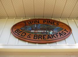 Twin Pines Bed and Breakfast Peterborough Canada
