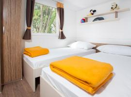 Hotel Photo: Istria Mobile Homes Zelena Laguna