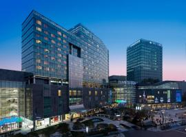 Courtyard By Marriott Seoul Times Square Seoul South Korea